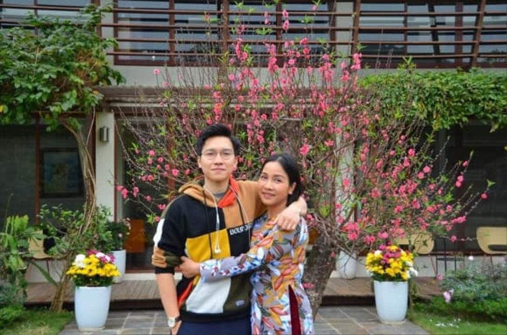 Mỹ Linh hạnh phúc khi con trai được nhận thông báo đỗ vào trường Đại học Y ở Úc Ảnh 1