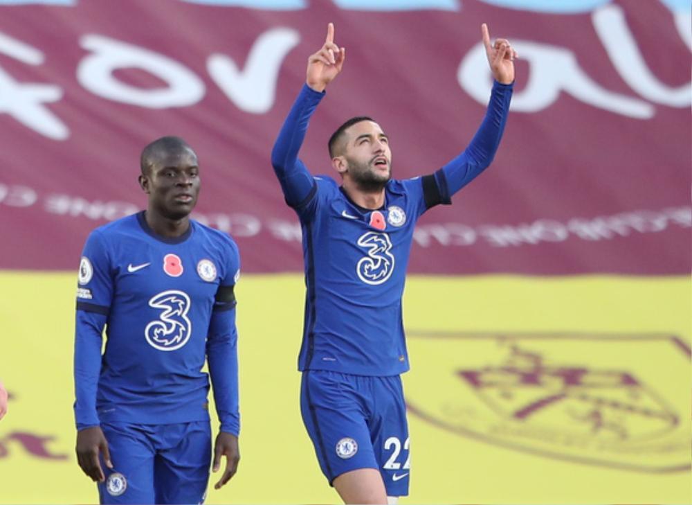 Vòng 7 Ngoại hạng Anh: Liverpool lên ngôi đầu, Chelsea đại thắng Ảnh 1