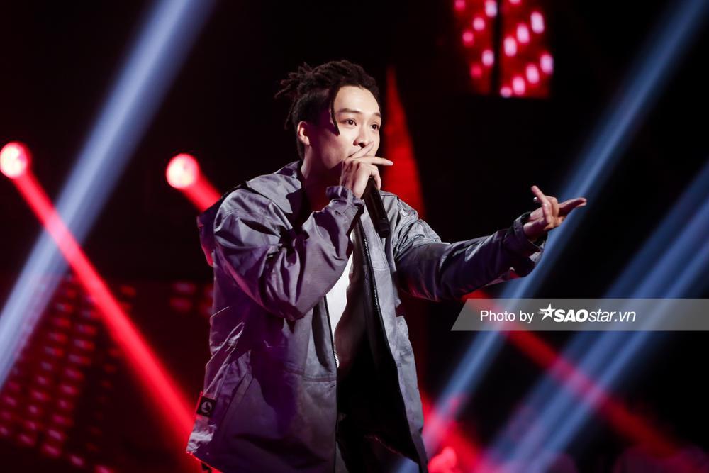 King Of Rap: 'Trai ngầu' Dablo để lại dấu ấn cảm xúc, khiến LK nén nước mắt, Pháo khóc ròng Ảnh 3