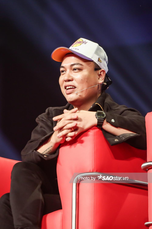 King Of Rap: 'Trai ngầu' Dablo để lại dấu ấn cảm xúc, khiến LK nén nước mắt, Pháo khóc ròng Ảnh 7