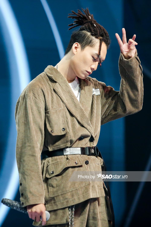 King Of Rap: 'Trai ngầu' Dablo để lại dấu ấn cảm xúc, khiến LK nén nước mắt, Pháo khóc ròng Ảnh 8