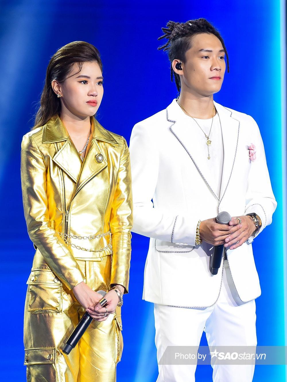 King Of Rap: 'Trai ngầu' Dablo để lại dấu ấn cảm xúc, khiến LK nén nước mắt, Pháo khóc ròng Ảnh 14