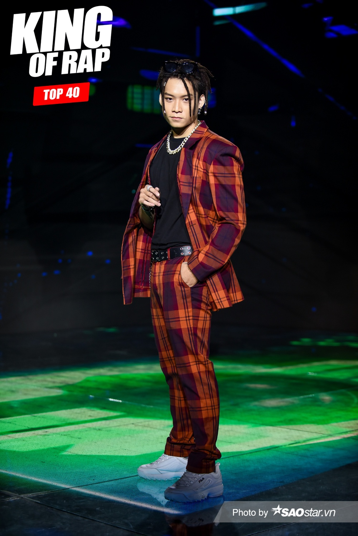 King Of Rap: 'Trai ngầu' Dablo để lại dấu ấn cảm xúc, khiến LK nén nước mắt, Pháo khóc ròng Ảnh 2