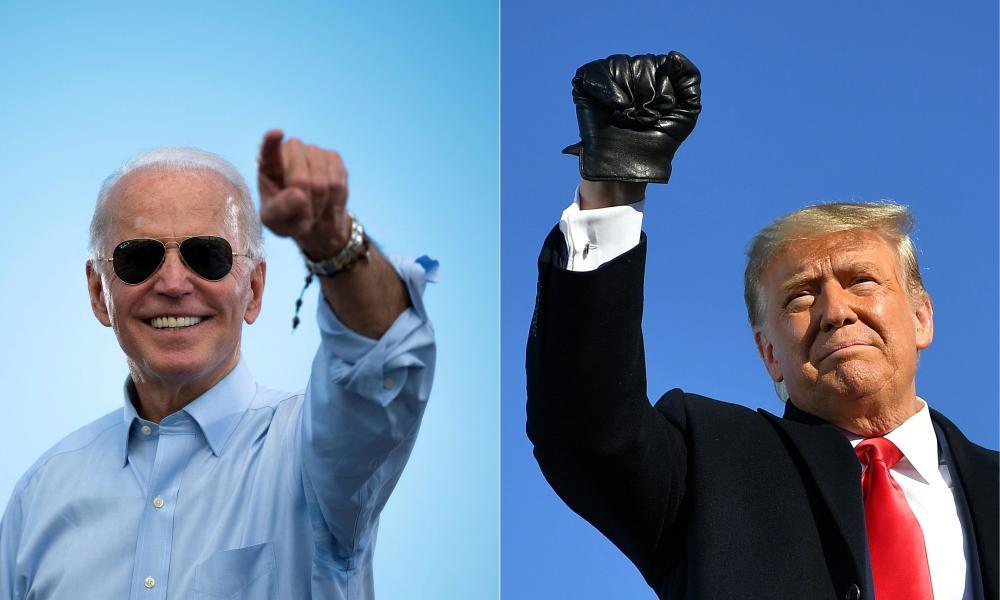 Cách xem diễn biến và kết quả của bầu cử Tổng thống Mỹ vào ngày mai Ảnh 2