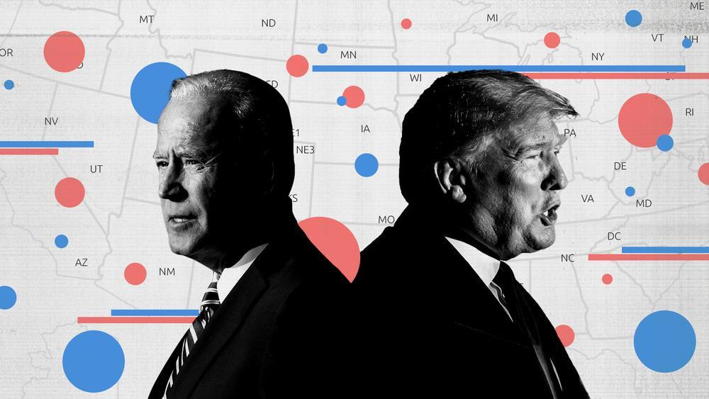 Cách xem diễn biến và kết quả của bầu cử Tổng thống Mỹ vào ngày mai Ảnh 5