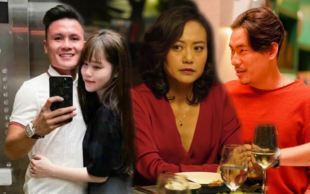 Drama Quang Hải khớp với Tiệc trăng máu đến bất ngờ: Cứ tưởng mình là kẻ chăn rau, ai ngờ lại là hạt đậu Ảnh 7