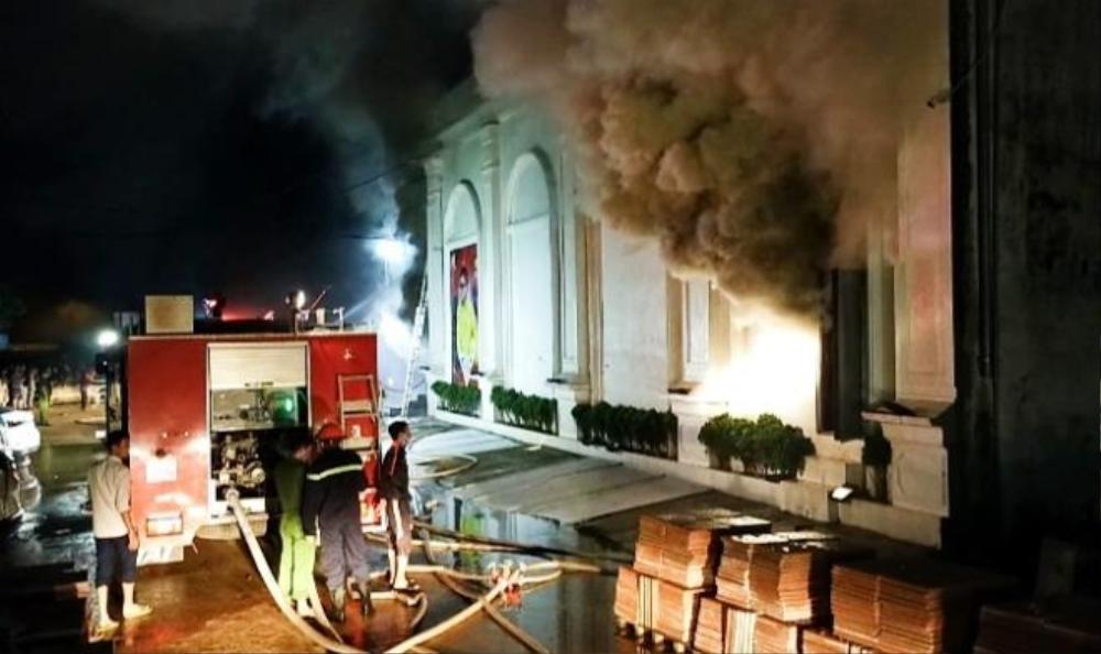 3 người tử vong sau vụ cháy quán bar X5 ở Vĩnh Phúc đều là nữ dance, còn rất trẻ Ảnh 2