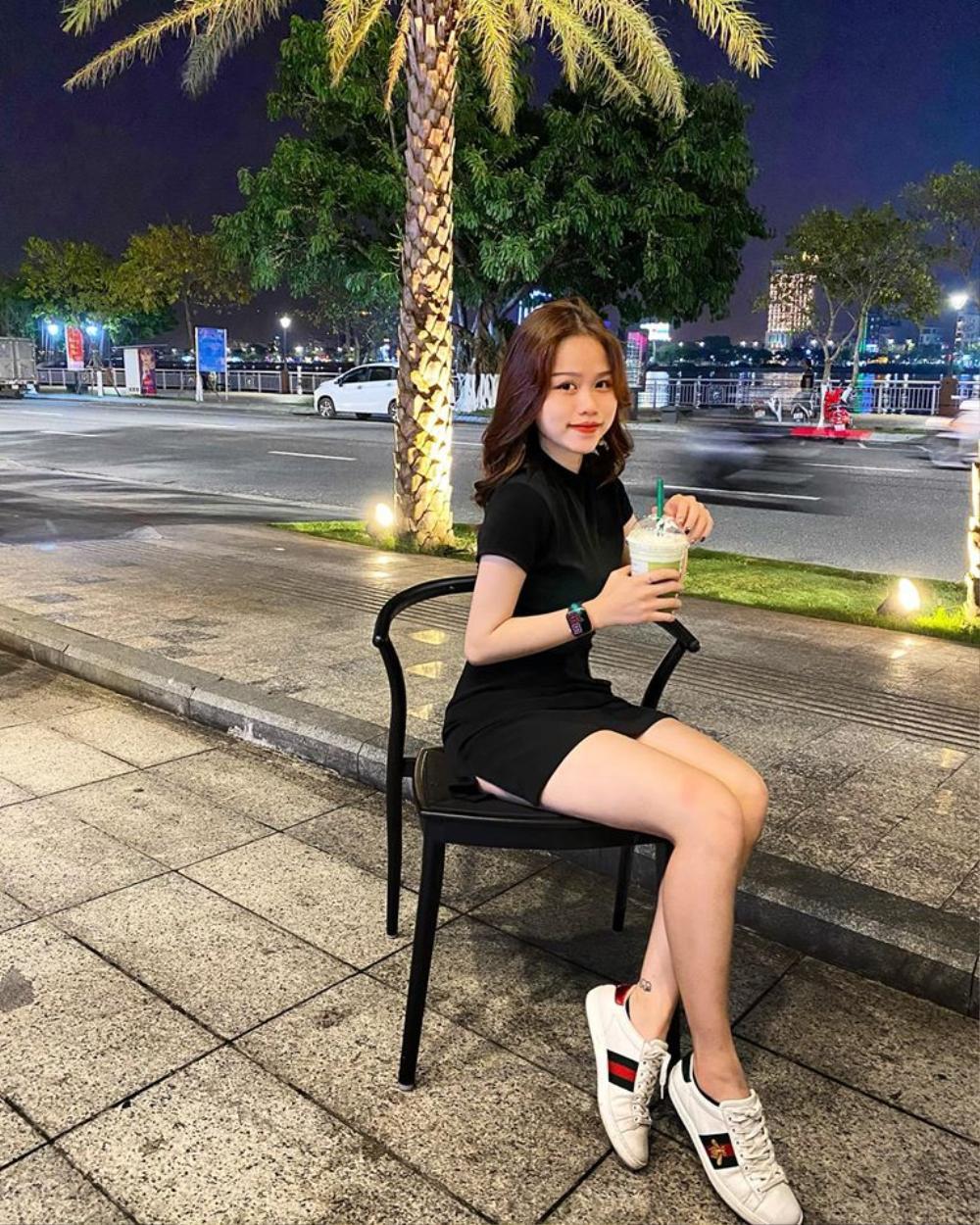 Soi học vấn của Huỳnh Anh, nàng WAGs đang vướng phải lùm xùm bị tố là'Tuesday' Ảnh 2