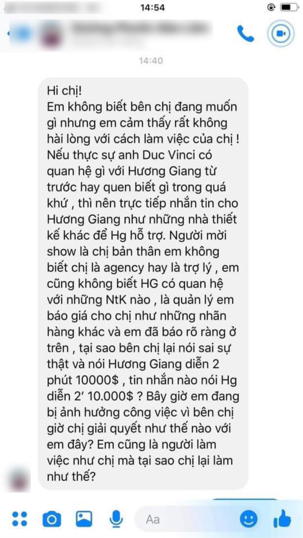 Hé lộ mức cat-xe đi diễn của Hương Giang với con số 'kỉ lục'? Ảnh 2