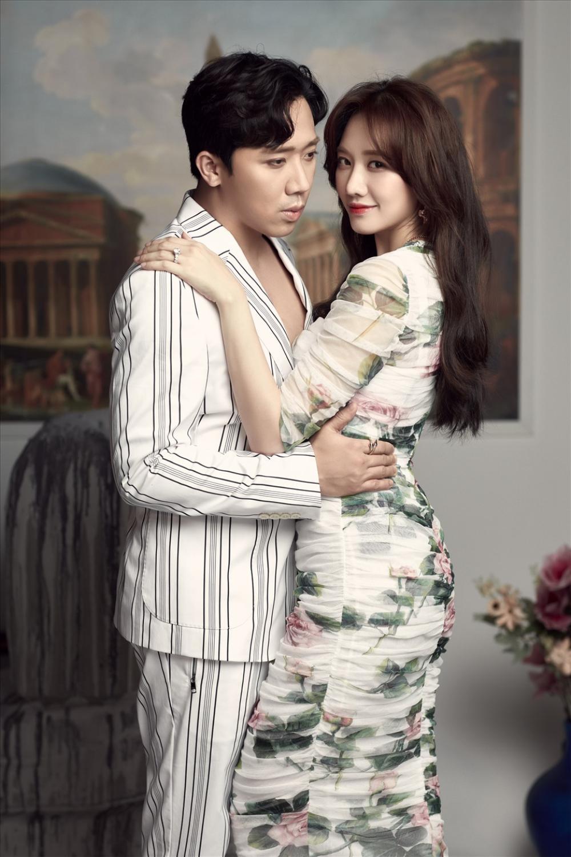 Những lần Trấn Thành làm dân mạng đảo điên vì loạt ảnh tình tứ với Hari Won Ảnh 1