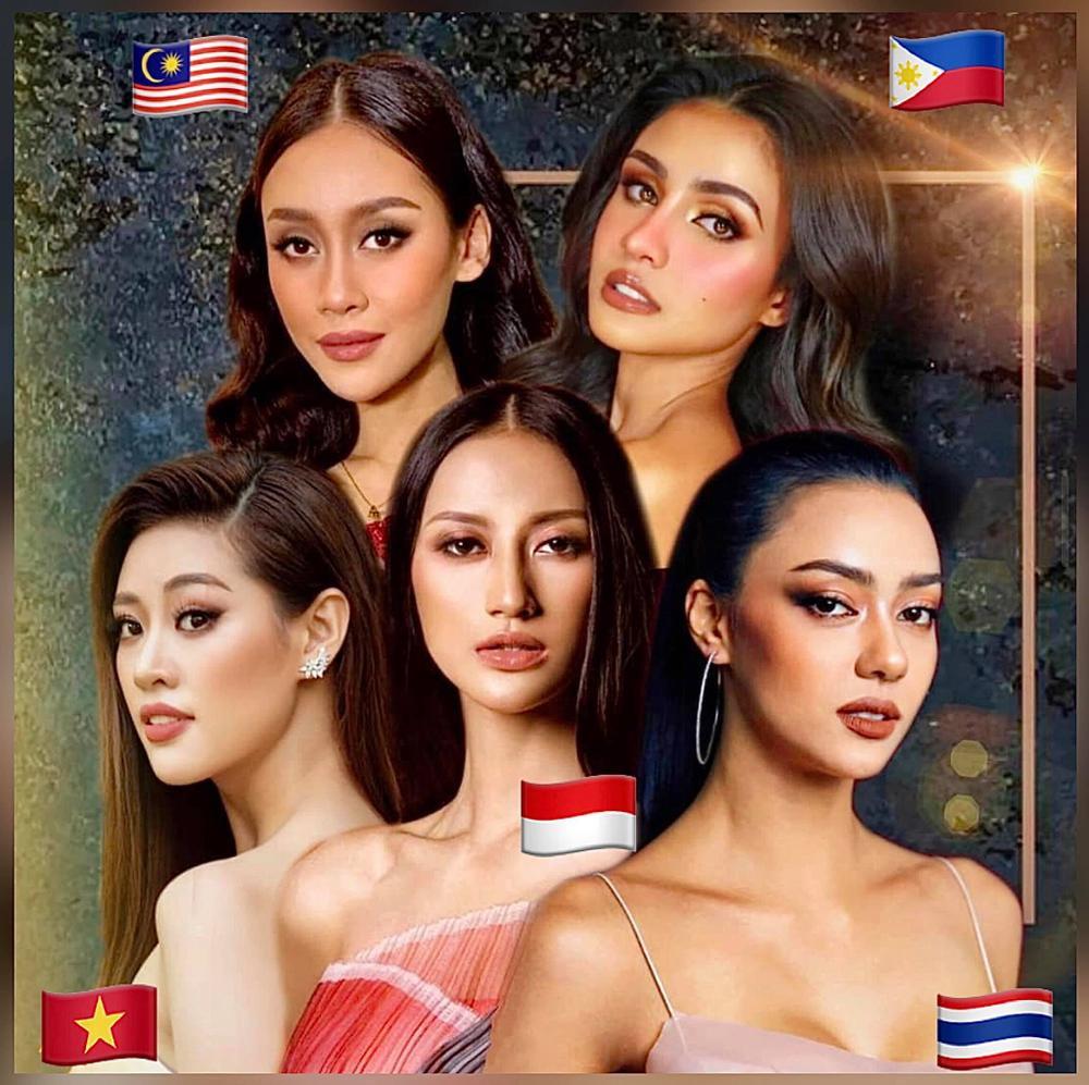 Khánh Vân đang được chú ý nhất Miss Universe, đến Missosology còn 5 lần 7 lượt điểm mặt nhắc tên? Ảnh 7