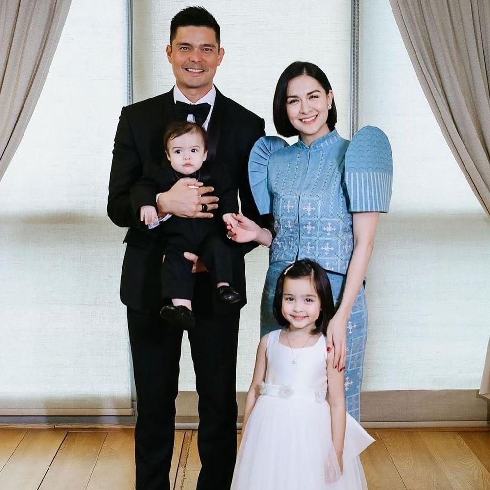 Marian Rivera gây bất ngờ khi tiết lộ chưa từng muốn kết hôn và có con với Dingdong Ảnh 8