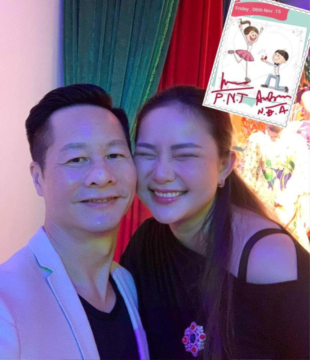 Phan Như Thảo hạnh phúc mừng kỉ niệm ngày cưới với đại gia Đức An Ảnh 2
