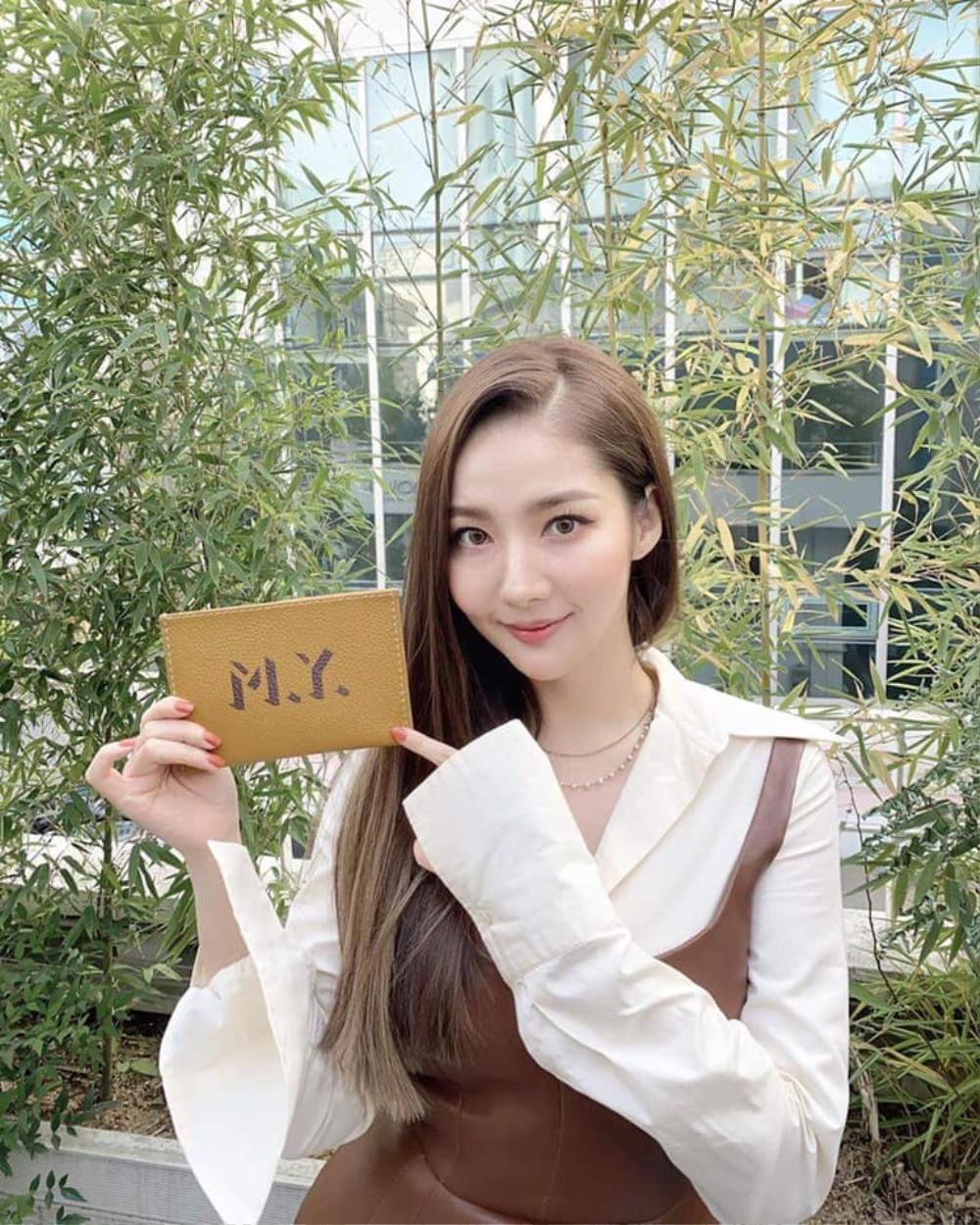 Sau khi bị chê gương mặt khác lạ khó nhận ra Park Min Young tái xuất xinh đẹp khiến ai cũng sững sờ Ảnh 7
