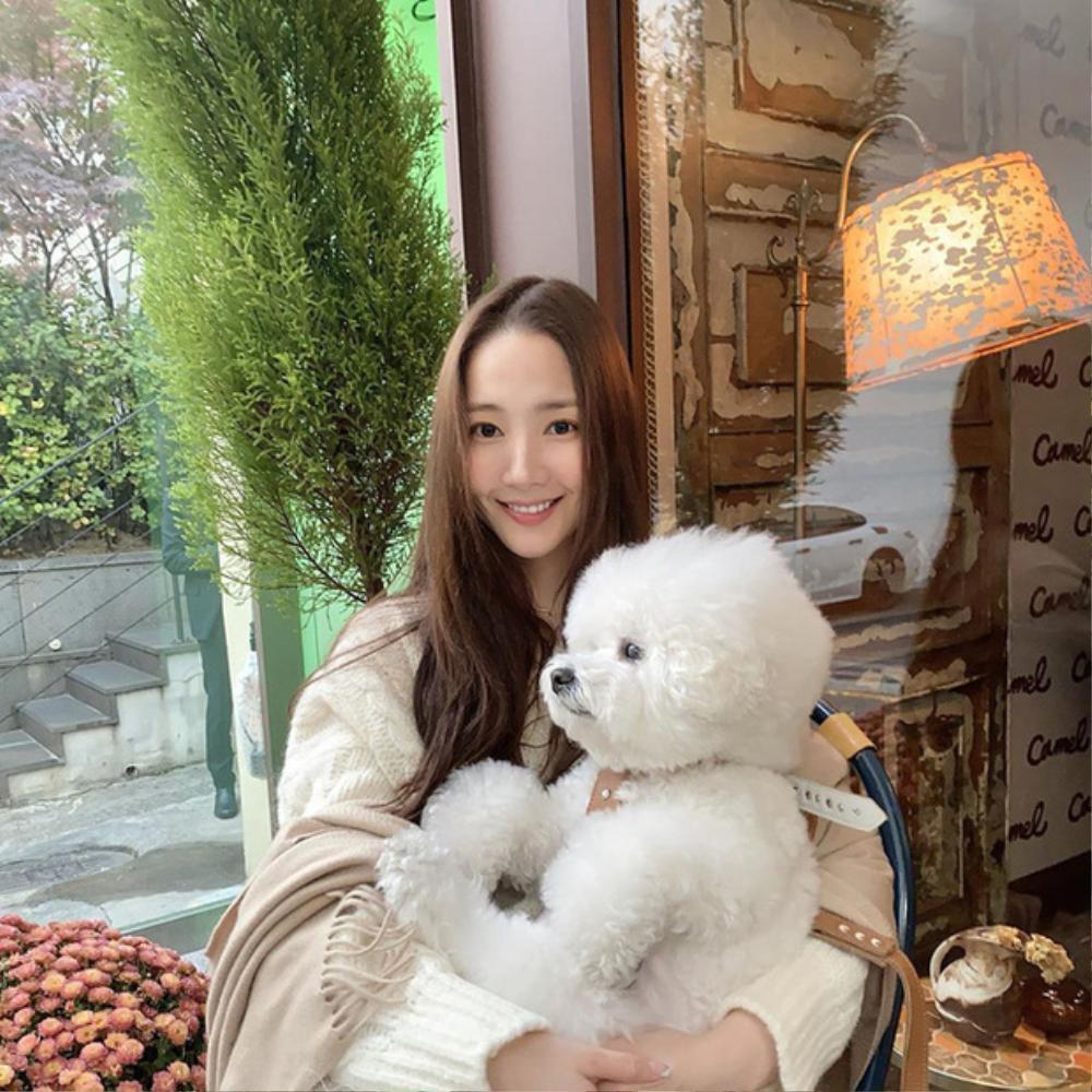 Sau khi bị chê gương mặt khác lạ khó nhận ra Park Min Young tái xuất xinh đẹp khiến ai cũng sững sờ Ảnh 1