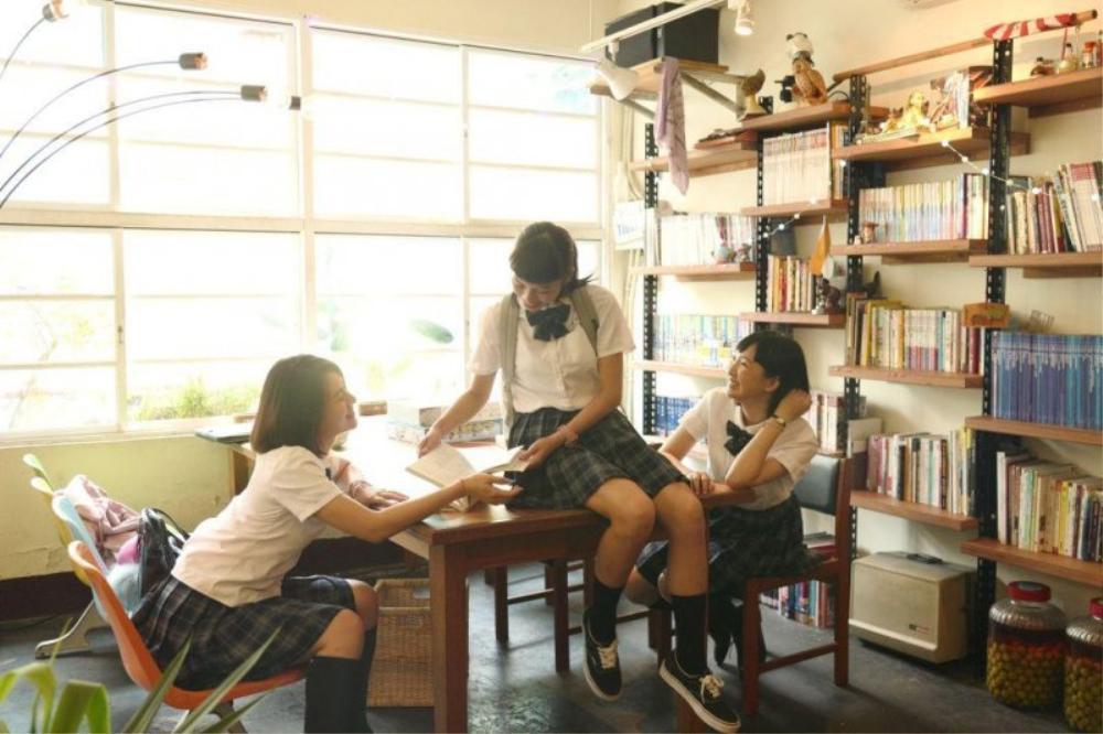 Girl's Revenge - Phơi bày góc khuất học đường bằng mạng xã hội Ảnh 10