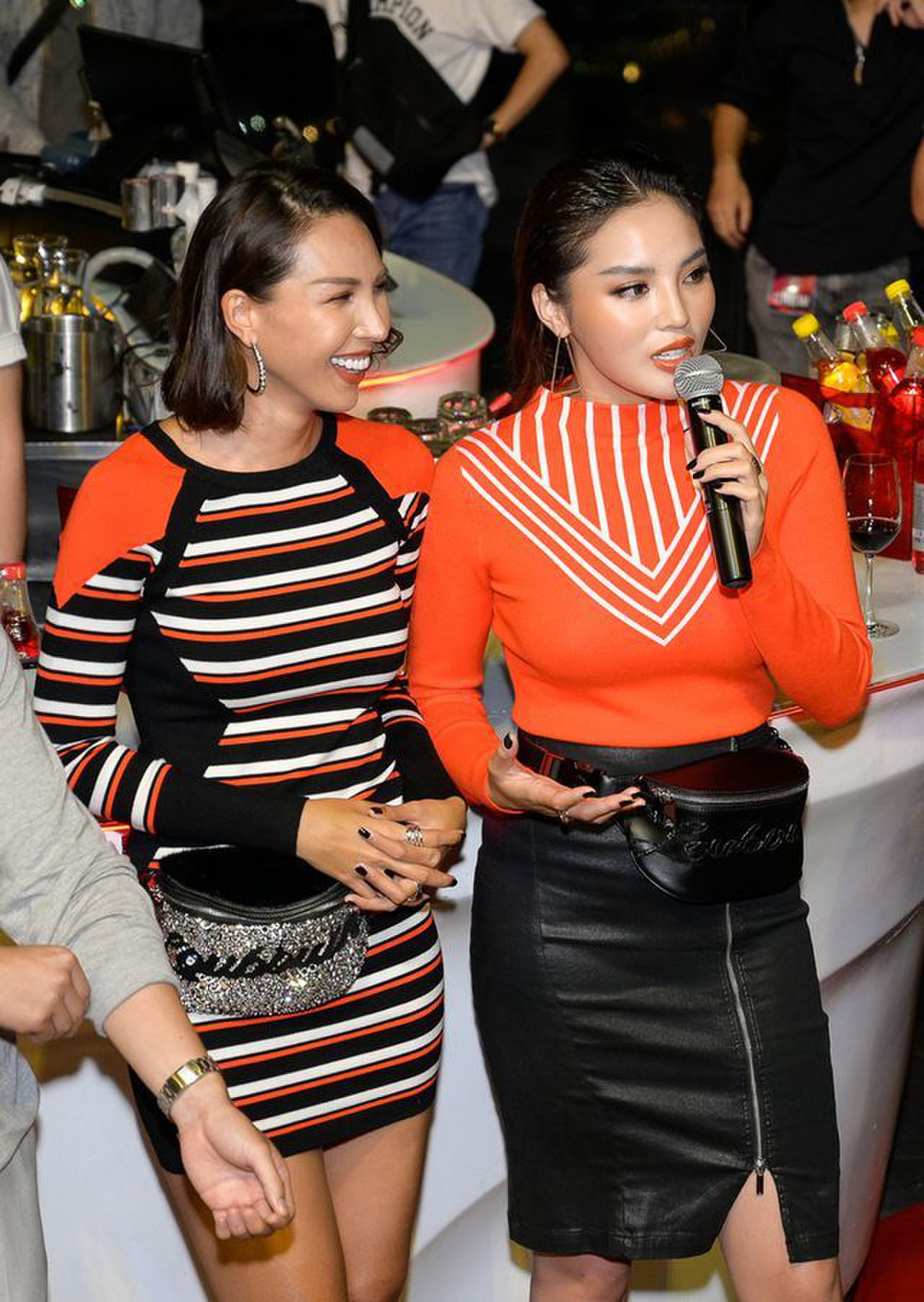 Sao Việt lộ mỡ thừa vì váy bó, body chuẩn như Mai Phương Thúy, Võ Hoàng Yến cũng dính nạn Ảnh 8