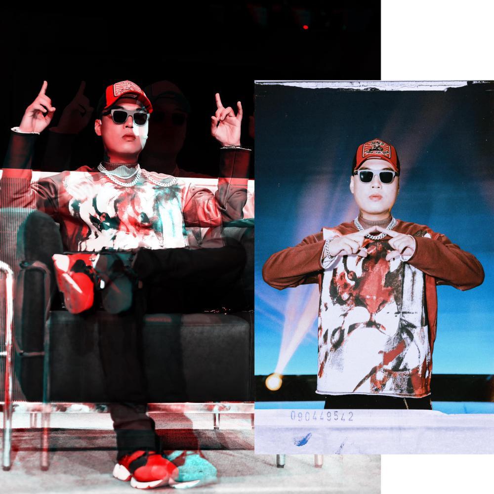 Stylist Panda: King Of Rap đã cho tôi cơ hội thể hiện hết sự nổi loạn của mình Ảnh 9
