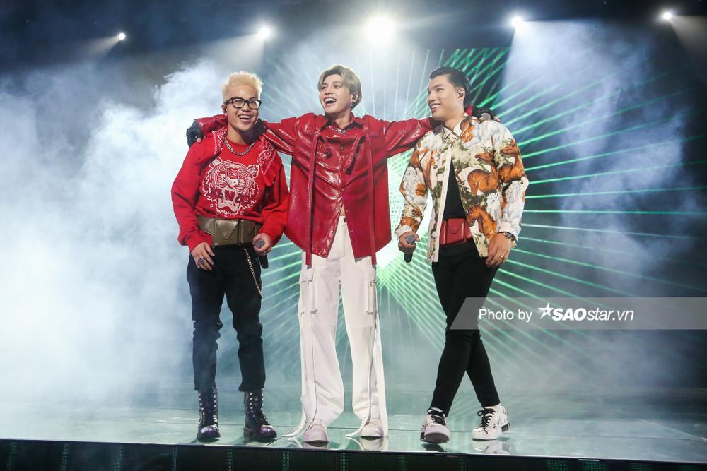 5 điểm nhấn đặc biệt tạo nên chung kết King Of Rap 2020 bùng nổ cảm xúc, đáng nhớ từng khoảnh khắc Ảnh 5