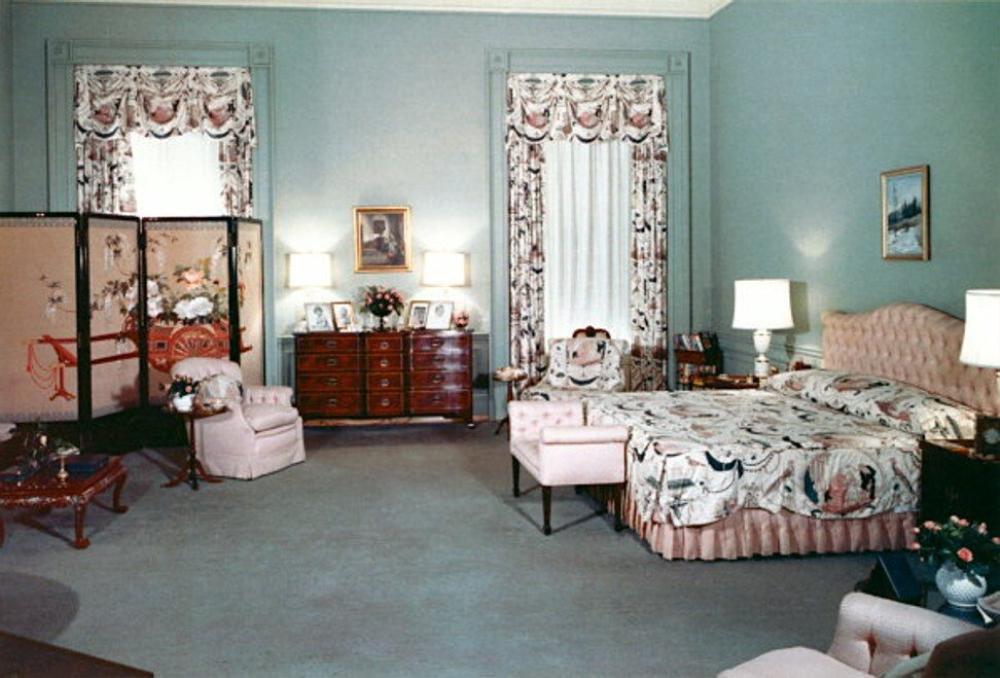 Cận cảnh nơi ở của gia đình tổng thống Mỹ trong Nhà Trắng Ảnh 1