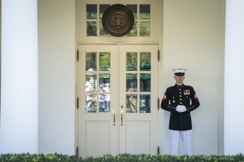 Cận cảnh nơi ở của gia đình tổng thống Mỹ trong Nhà Trắng Ảnh 2