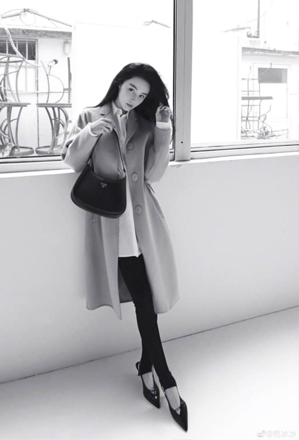 Cân nhan sắc thần thái Phạm Băng Băng & Trịnh Sảng trong loạt ảnh high fashion Ảnh 1