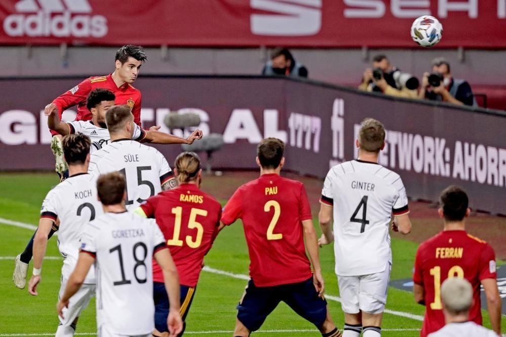 Tuyển Đức thua nhục nhã 0-6 trước Tây Ban Nha Ảnh 1