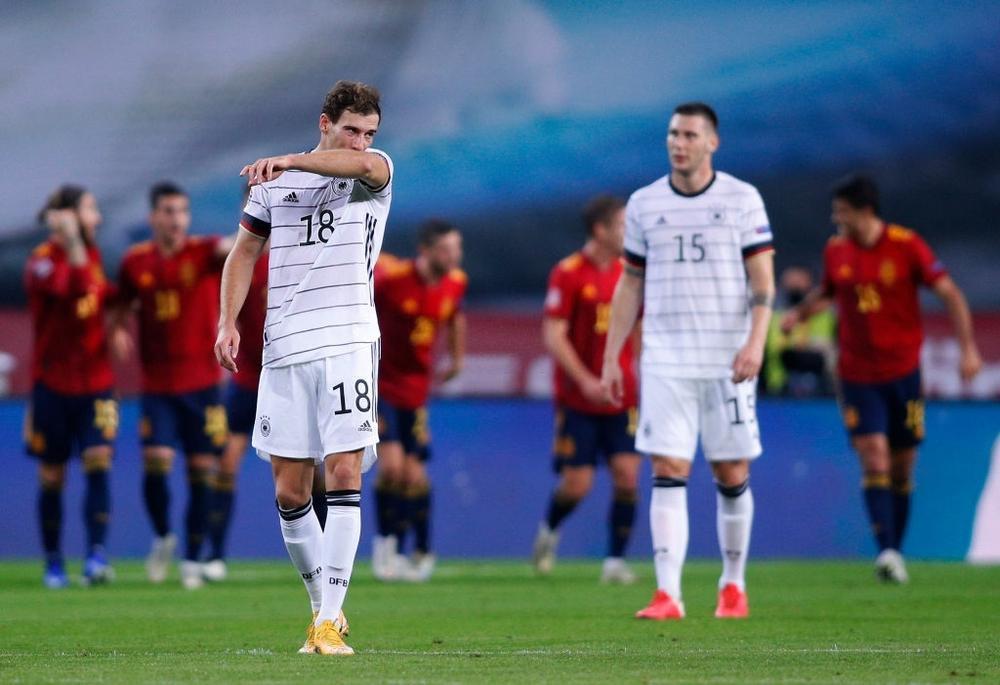 Tuyển Đức thua nhục nhã 0-6 trước Tây Ban Nha Ảnh 4