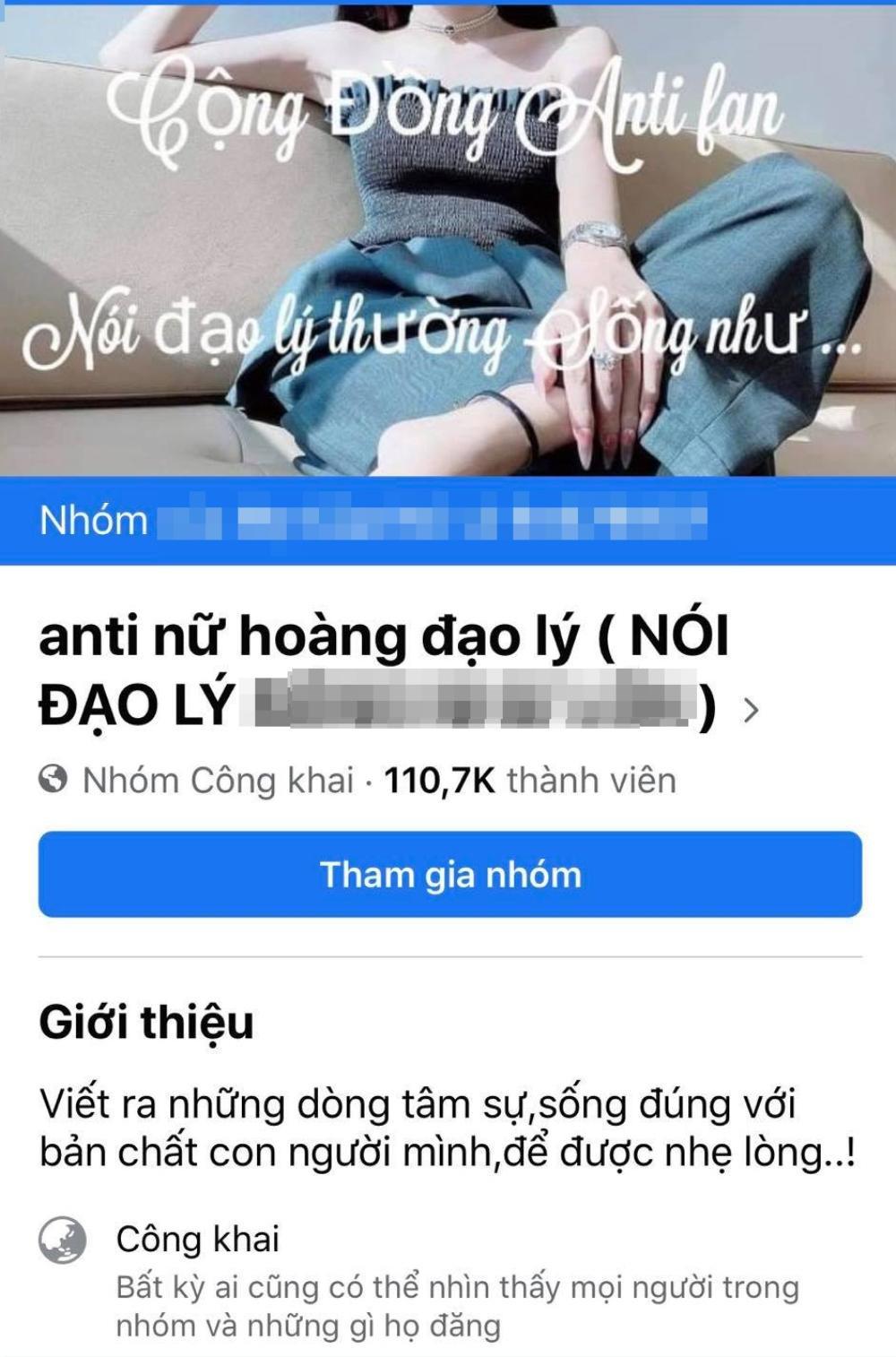 Group anti-fan mới của Hương Giang đạt hơn 125k thành viên Ảnh 2