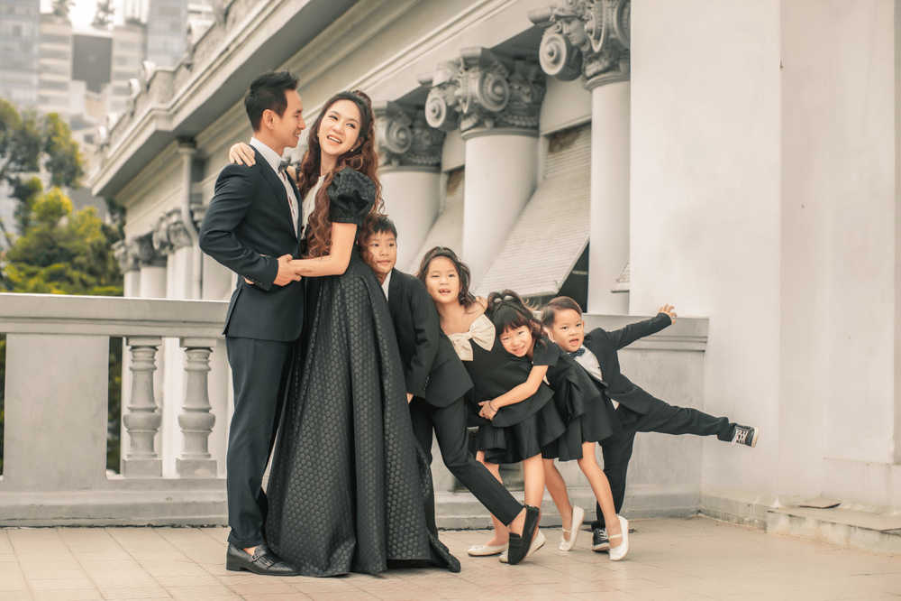 Lý Hải Minh Hà tiết lộ chuyện dở khóc dở cười trong đám cưới cách đây 10 năm của mình Ảnh 7