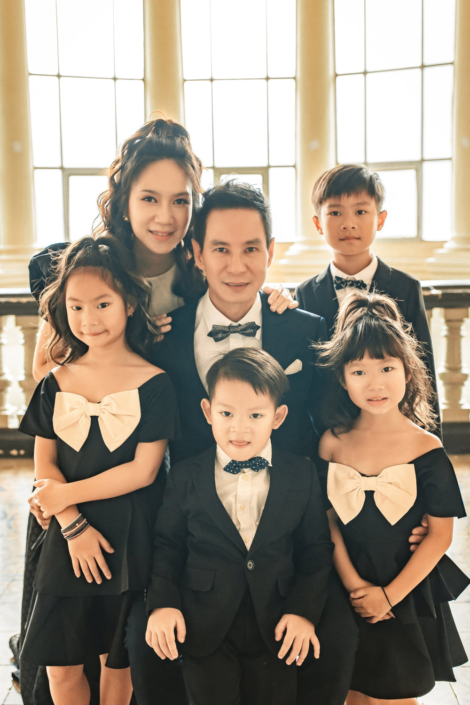 Lý Hải Minh Hà tiết lộ chuyện dở khóc dở cười trong đám cưới cách đây 10 năm của mình Ảnh 9