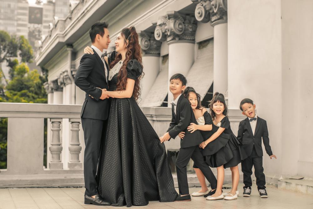 Lý Hải - Minh Hà kỷ niệm 10 năm ngày cưới, chia sẻ câu chuyện 'dở khóc dở cười' trong hôn lễ Ảnh 8