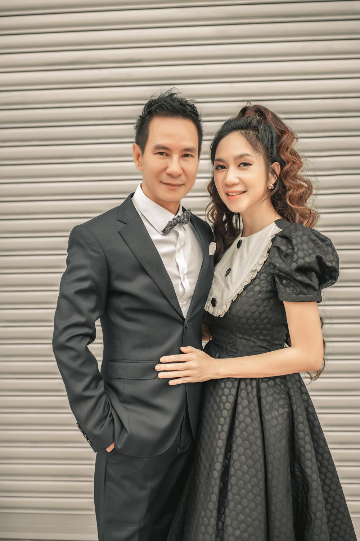 Lý Hải - Minh Hà kỷ niệm 10 năm ngày cưới, chia sẻ câu chuyện 'dở khóc dở cười' trong hôn lễ Ảnh 7