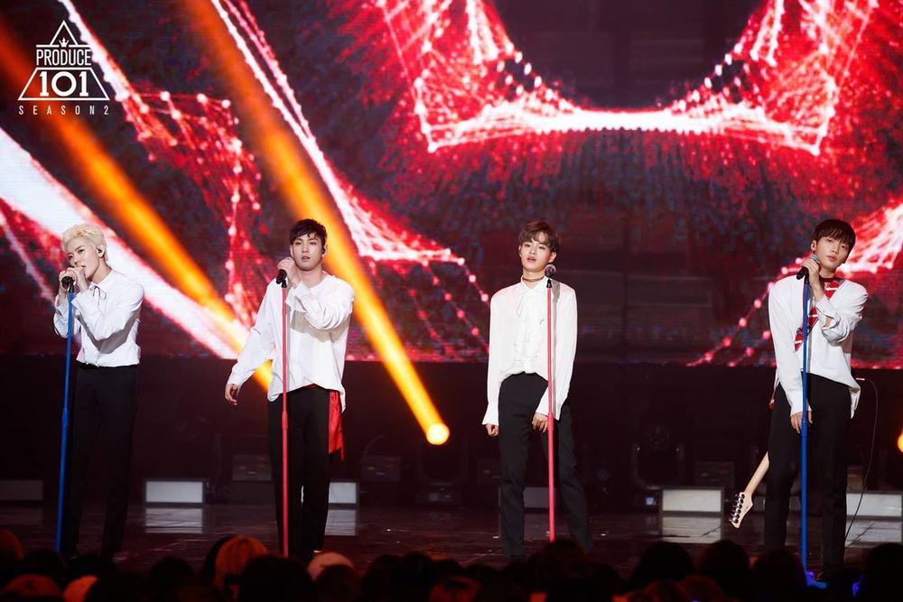 Baekho (NU'EST), Ga Eun và Sung Hyun Woo phản hồi về việc bị loại khỏi 'Produce 101' Ảnh 3