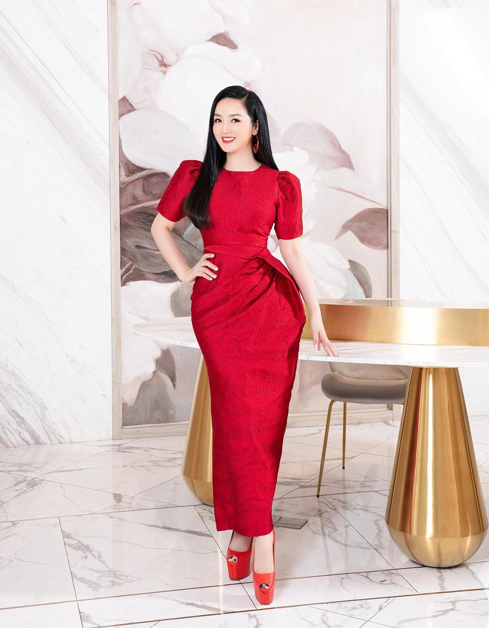 Hoa hậu Giáng My tiết lộ 'bí quyết vàng' để siết cân, giữ gìn vóc dáng Ảnh 3