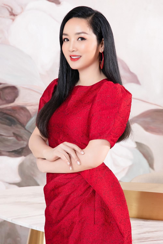 Hoa hậu Giáng My tiết lộ 'bí quyết vàng' để siết cân, giữ gìn vóc dáng Ảnh 4