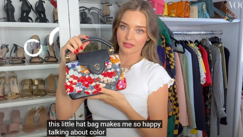 Thiên thần Miranda Kerr lần đầu tiết lộ tủ đồ và những món thời trang ruột Ảnh 13