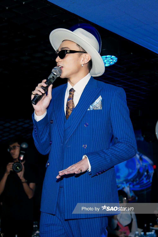 Soobin Hoàng Sơn xác nhận đổi nghệ danh mới tại họp báo công bố dự án The Playar Ảnh 5
