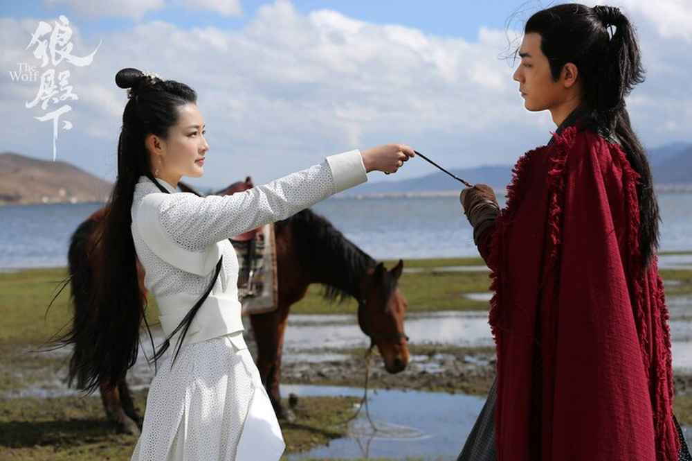 Douban Lang điện hạ: Tiêu Chiến được ngợi khen, 26 ngàn bình luận đánh giá chỉ sau vài giờ lên sóng Ảnh 5