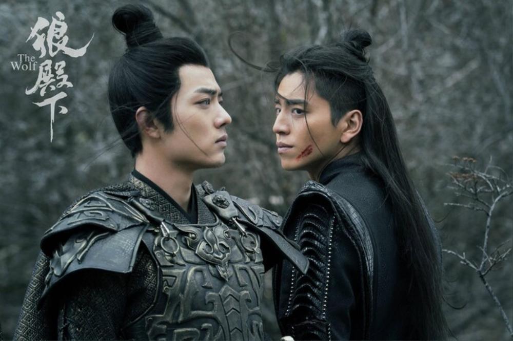 Douban Lang điện hạ: Tiêu Chiến được ngợi khen, 26 ngàn bình luận đánh giá chỉ sau vài giờ lên sóng Ảnh 9