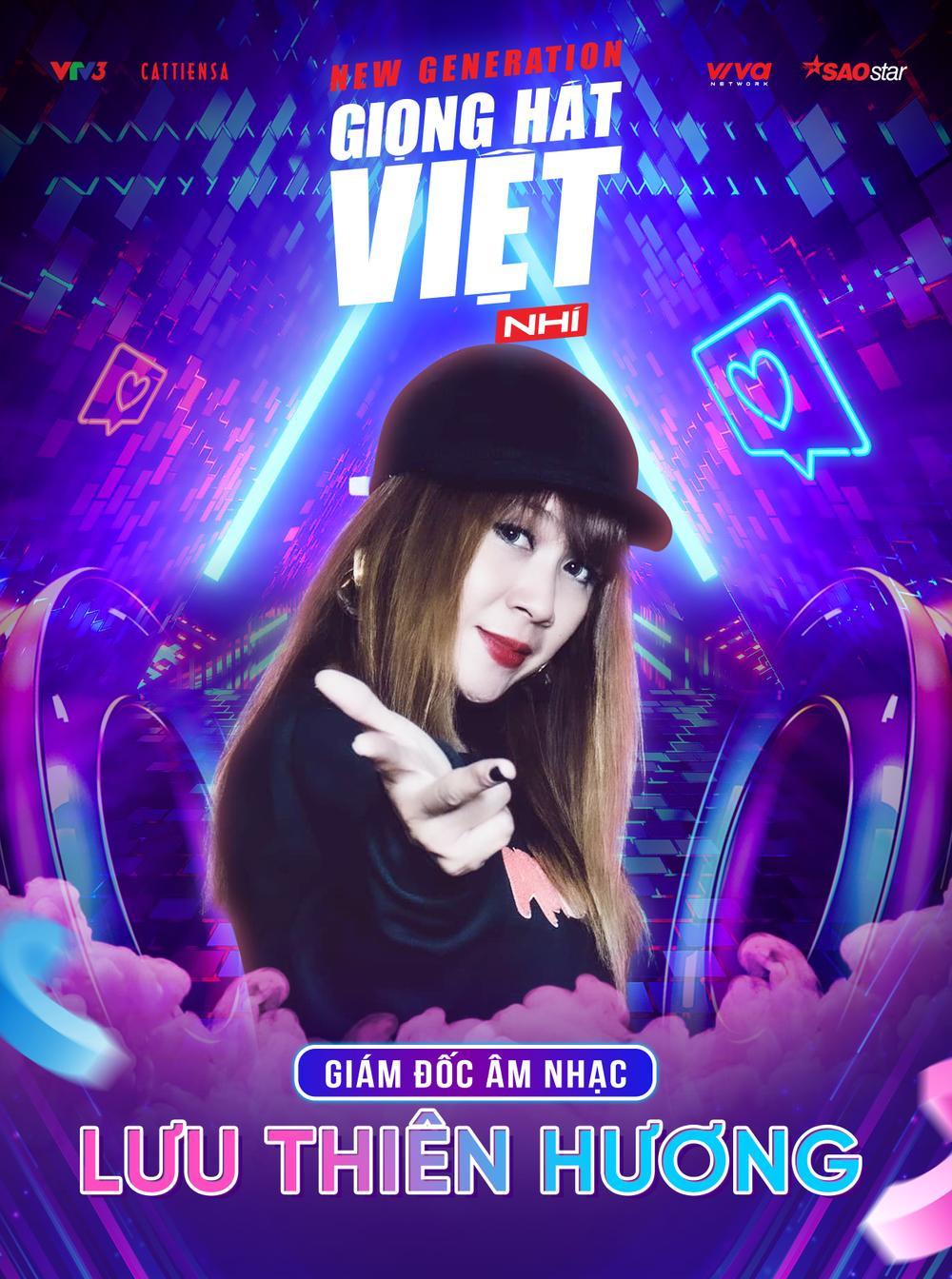 Giọng hát Việt nhí 2021 phiên bản mới công bố 6 mentor: Quá nhiều ngạc nhiên, điều gì đang xảy ra? Ảnh 1