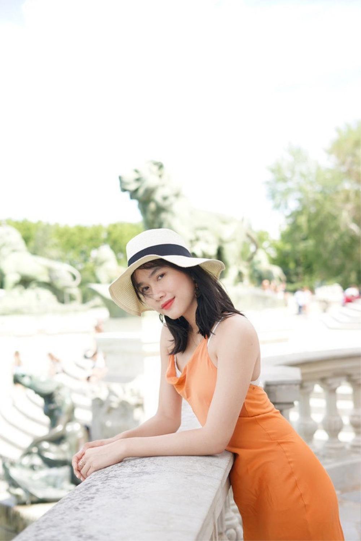 Á hậu Phương Anh: Học vấn 'siêu khủng', nhan sắc cực xinh đẹp Ảnh 3
