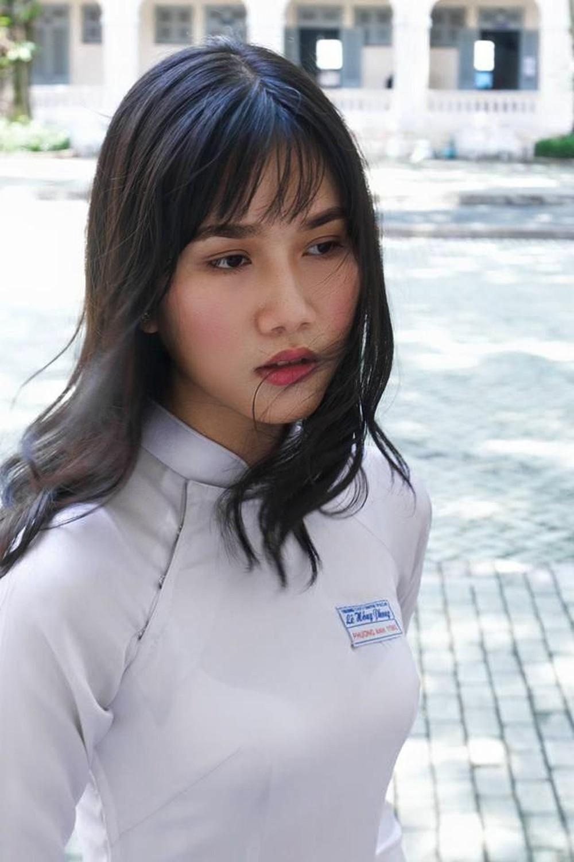 Á hậu Phương Anh: Học vấn 'siêu khủng', nhan sắc cực xinh đẹp Ảnh 10