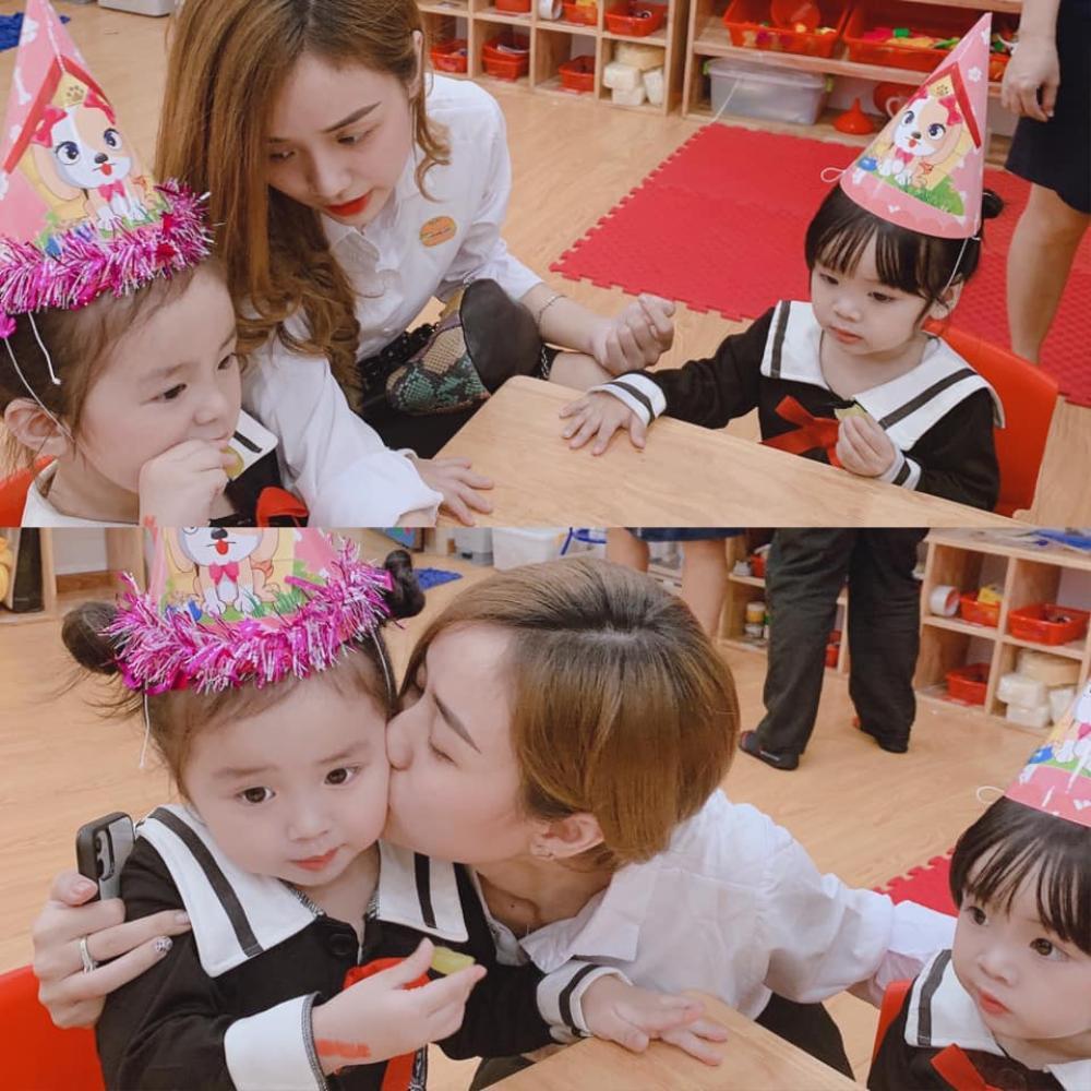 Hoài Lâm vắng mặt trong tiệc sinh nhật con gái, cũng không chúc mừng Ảnh 4