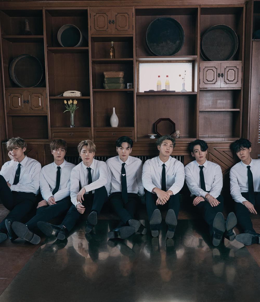 BTS tẩu tán 2 triệu bản album mới chỉ trong một ngày Ảnh 1