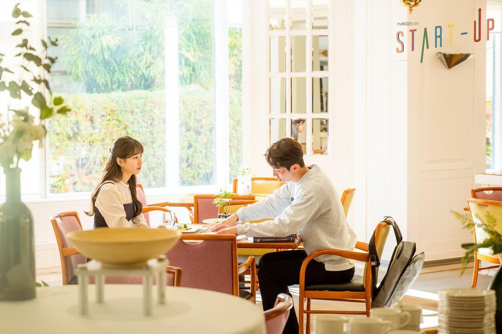 Khởi nghiệp: Suzy và Nam Joo Hyuk hẹn hò đầy nghi vấn lẫn nhau trong phim 'Start-Up' Ảnh 3