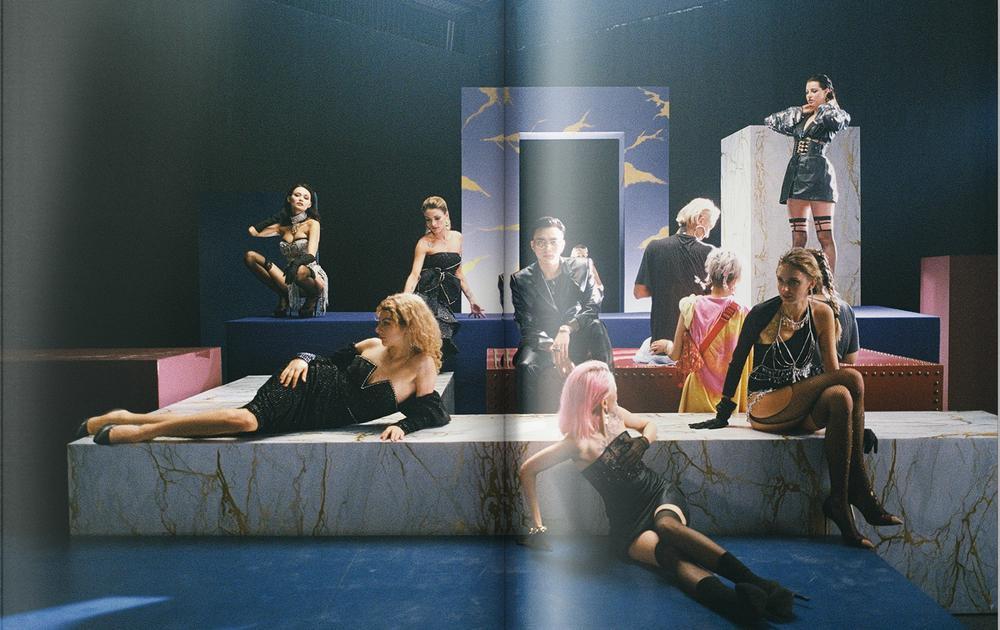 Hậu đổi nghệ danh, SOOBIN chính thức trở lại với MV 'Trò chơi' ngập ngụa phân cảnh 18+ Ảnh 3