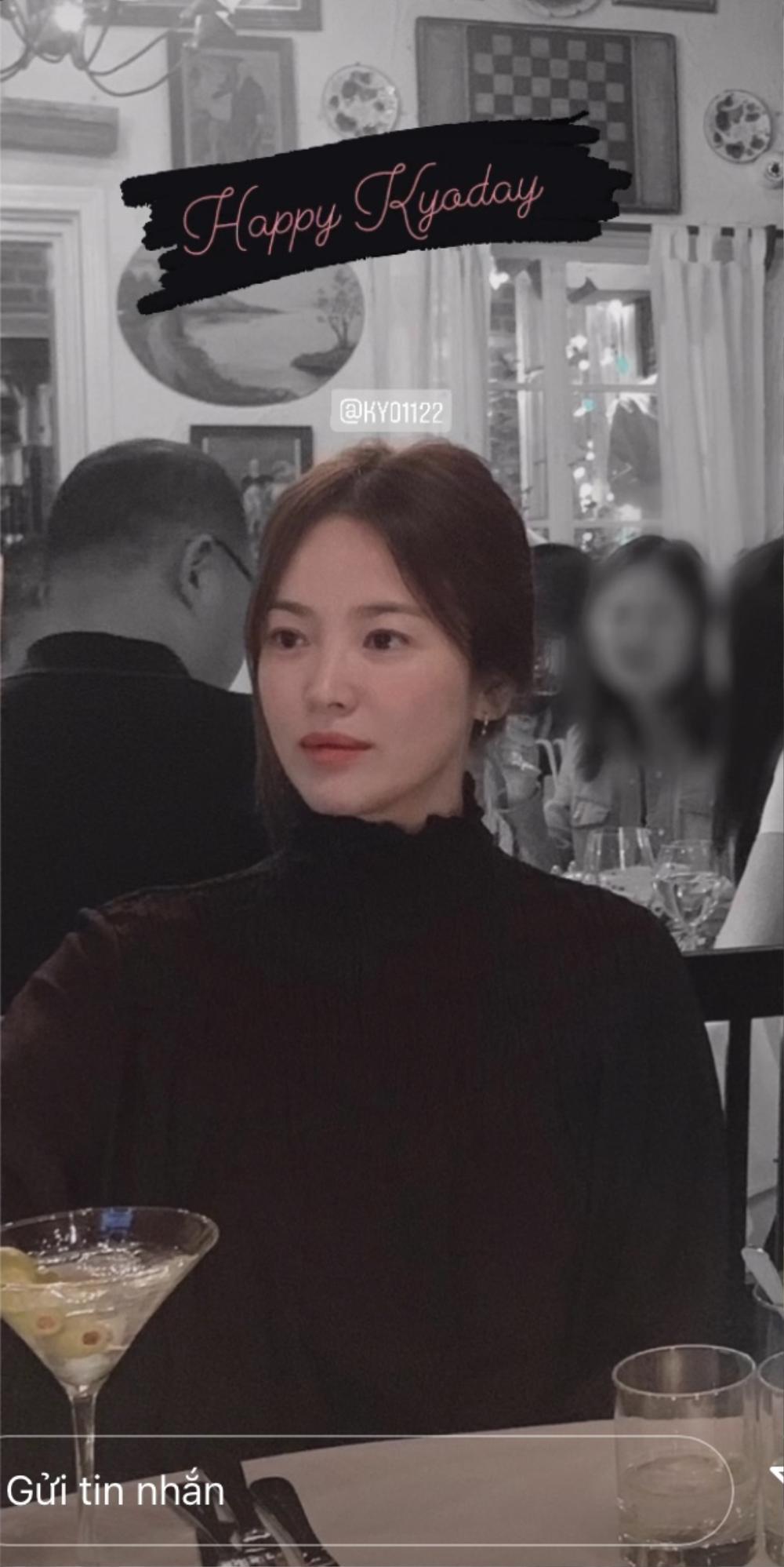 Song Hye Kyo đẹp nền nã trong ngày sinh nhật tuổi 40: Cố tỏ ra mạnh mẽ vì cô đơn! Ảnh 1
