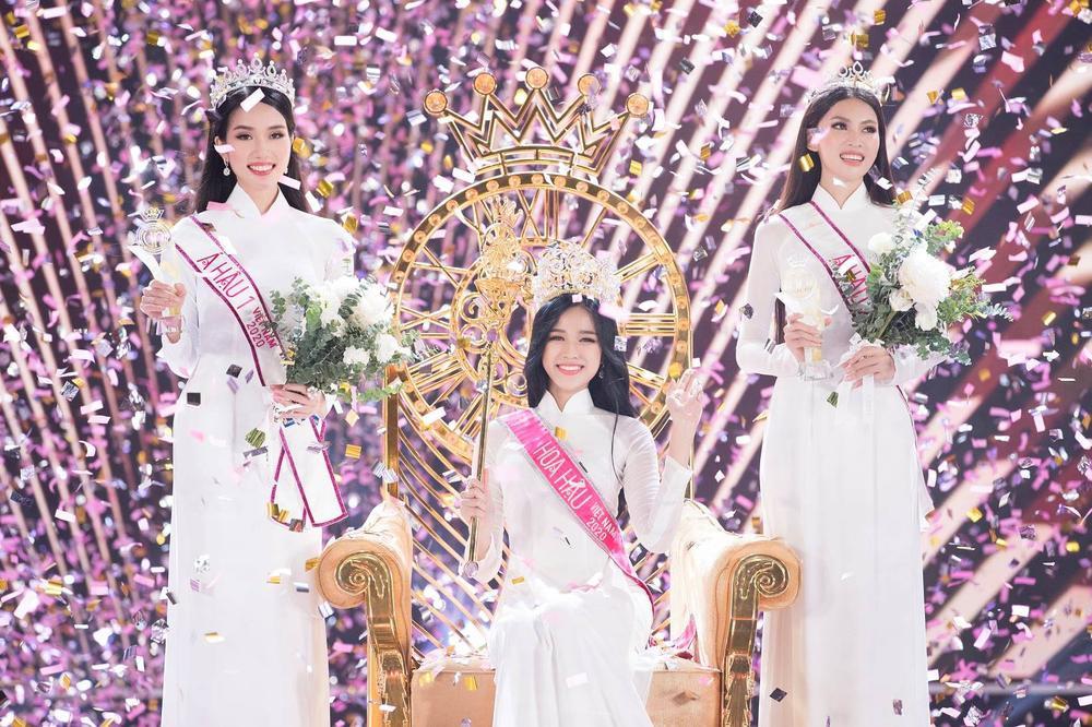 Đọ body của top 3 Hoa hậu Việt Nam 2020, Đỗ Thị Hà liệu có hoàn hảo hơn 2 Á hậu? Ảnh 1