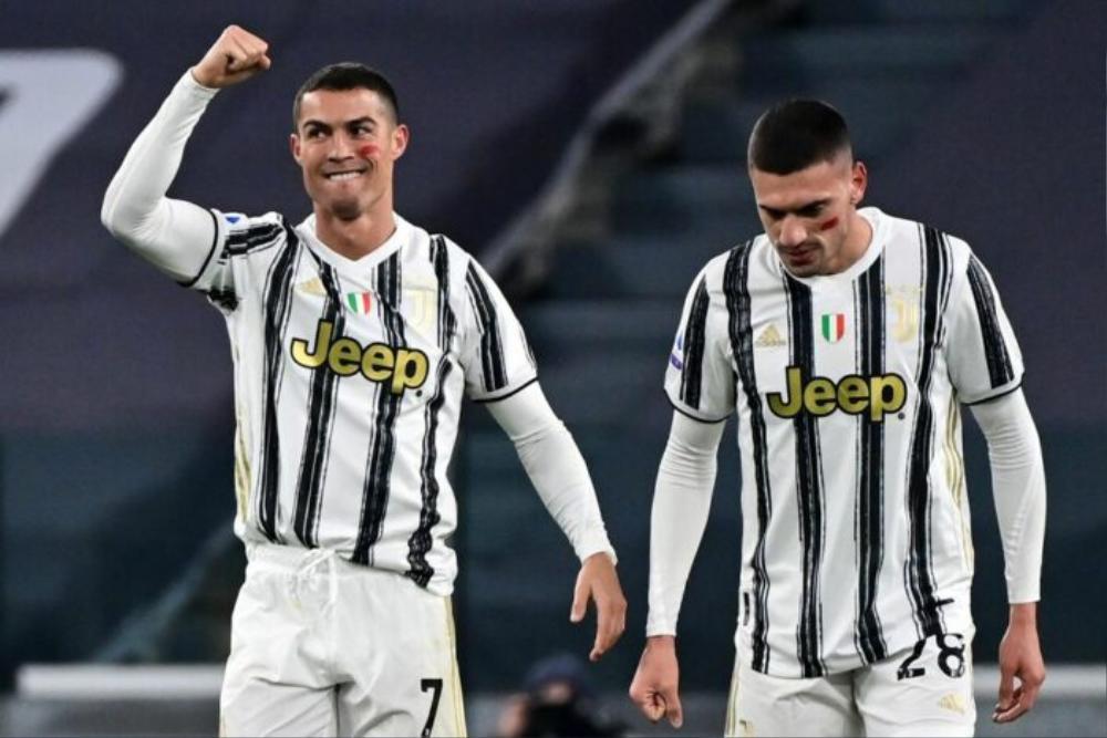 Juventus 2-0 Cagliari: Tuyệt đỉnh Ronaldo Ảnh 1